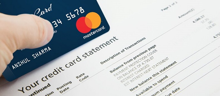 Credit Cards: Application Status, Statement & Payment